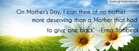 Surviving Mothers Day After The Loss Of A Child