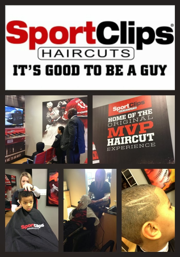 Where Do Cool Big Kids Go For Haircuts In Richmond Hill Telling
