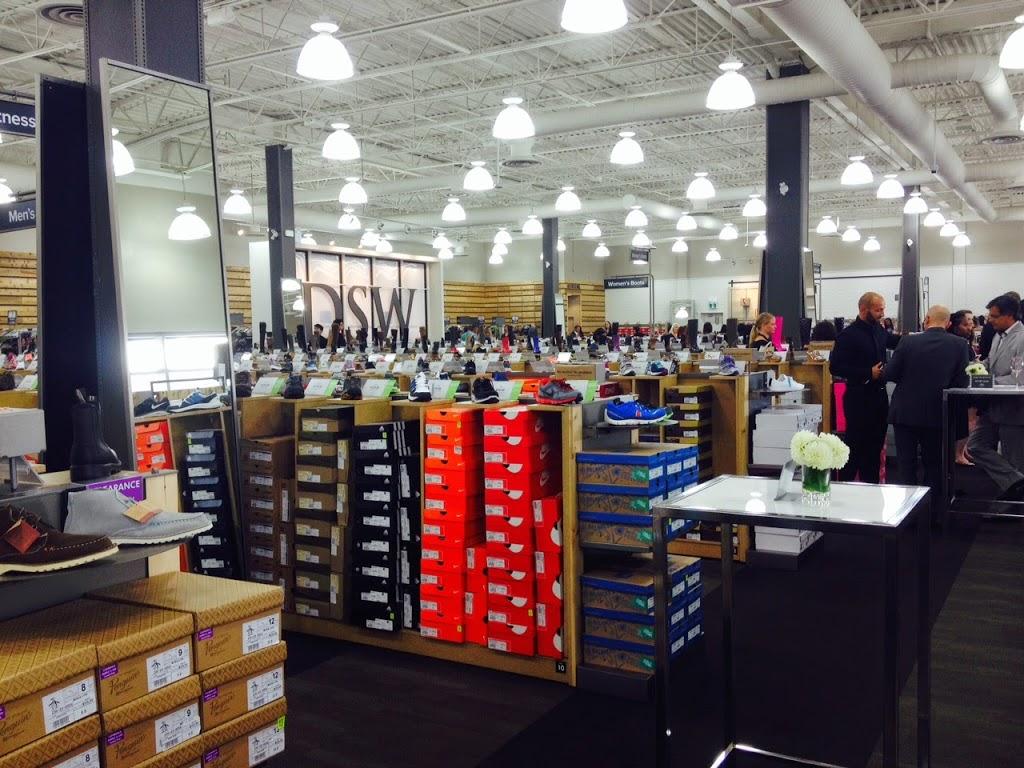 Dsw Shoe Store Newmarket