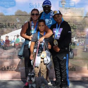 walk for sickkids